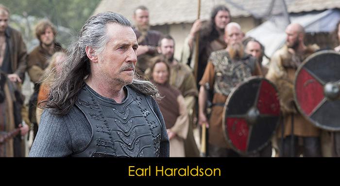 Vikings Dizisi Oyuncuları - Earl Haraldson
