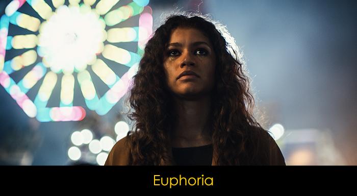 En İyi HBO Dizileri - Euphoria
