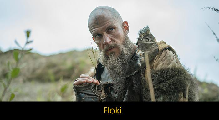 Vikings Dizisi Oyuncuları - Floki