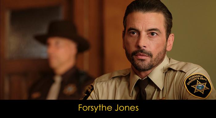 Riverdale Dizisi Oyuncuları - Forsythe Jones