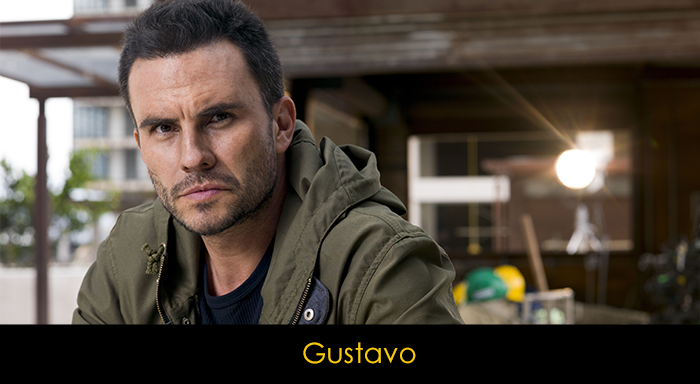 Narcos Dizisi Oyuncuları - Gustavo
