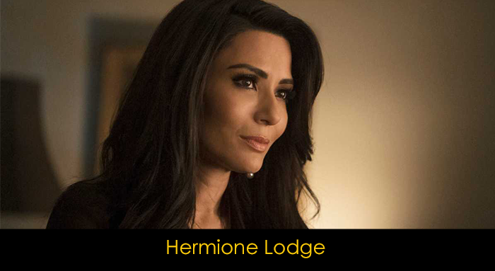 Riverdale Dizisi Oyuncuları - Hermione Lodge