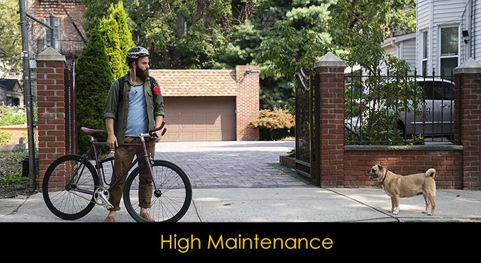 En İyi HBO Dizileri - High Maintenance
