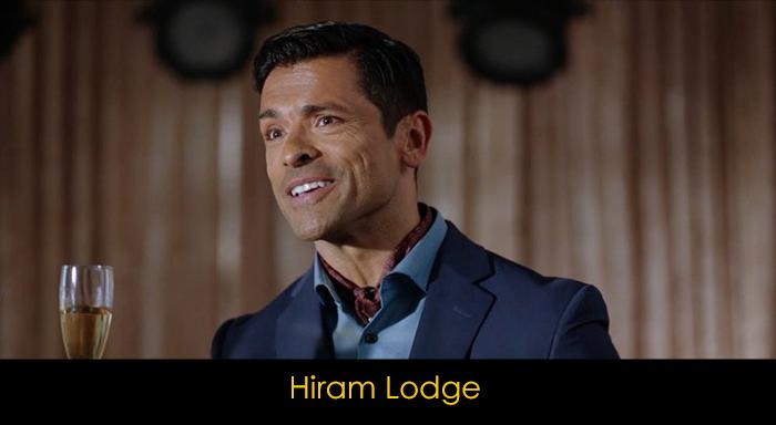 Riverdale Dizisi Oyuncuları - Hiram Lodge
