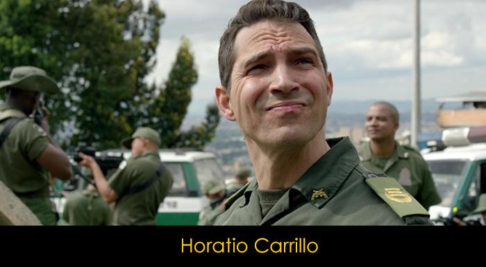 Narcos Dizisi Oyuncuları - Horatio Carillo