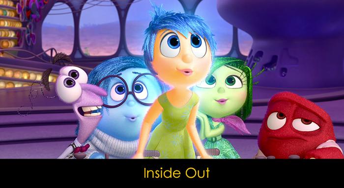 En İyi Animasyon Filmleri - Inside Out