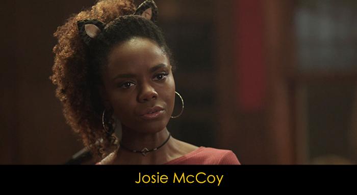 Riverdale Dizisi Oyuncuları - Josie McCoy