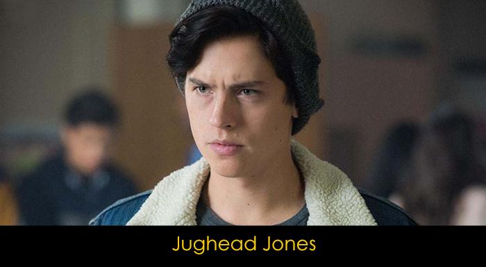Riverdale Dizisi Oyuncuları - Jughead Jones