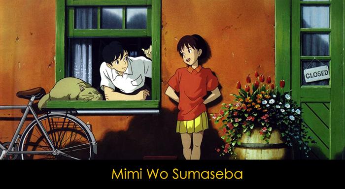 Hayao Miyazaki Filmleri - Kalbimin Sesi