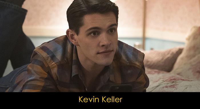 Riverdale Dizisi Oyuncuları - Kevin Keller
