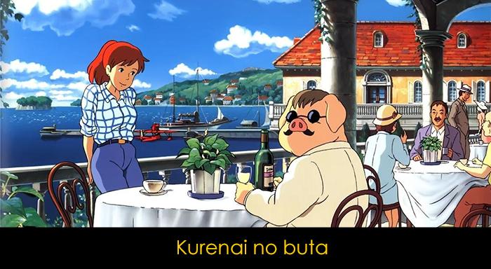 Hayao Miyazaki Filmleri - Kırmızı Kanatlar