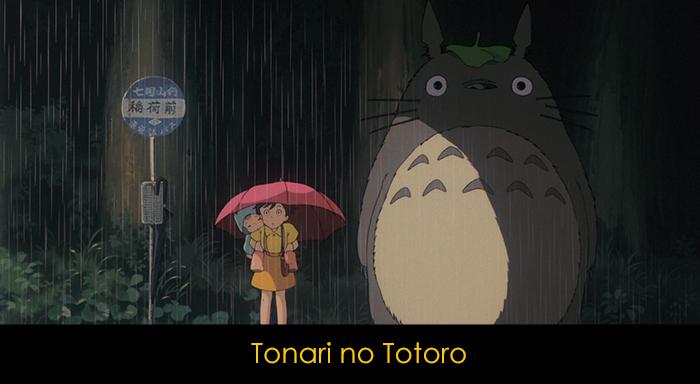 Hayao Miyazaki Filmleri - Komşum Totoro
