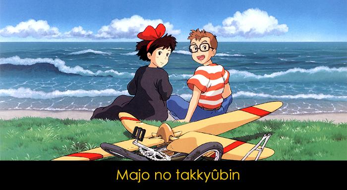 Hayao Miyazaki Filmleri - Küçük Cadı Kiki