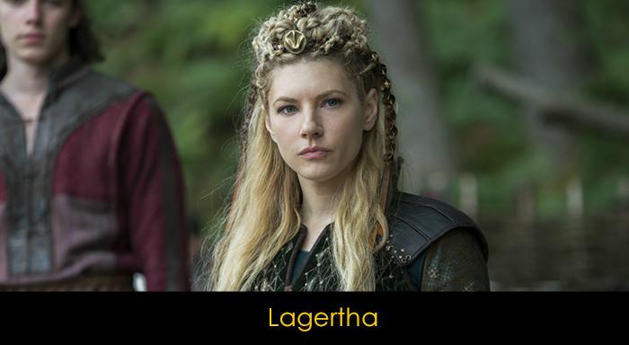 Vikings Dizisi Oyuncuları - Lagertha