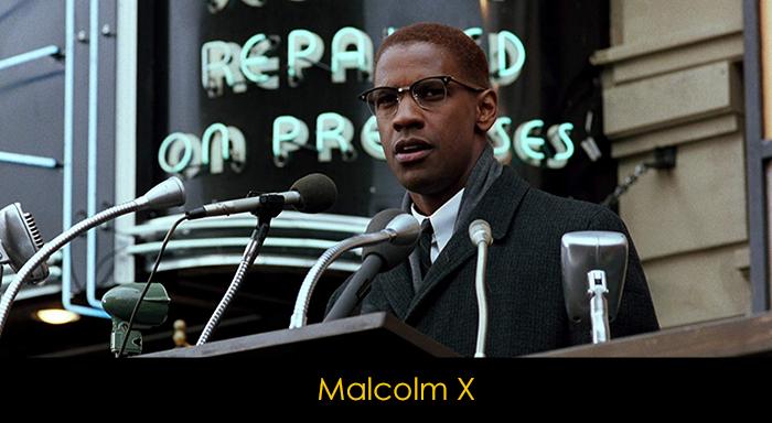 En İyi Başarı Filmleri - Malcolm X