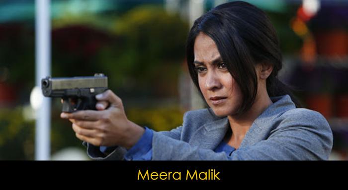 The Blacklist Dizisi Oyuncuları - Meera Malik