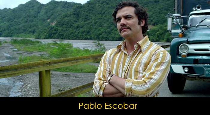 Narcos Dizisi Oyuncuları - Pablo Escobar