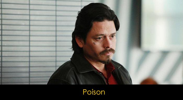 Narcos Dizisi Oyuncuları - Poison