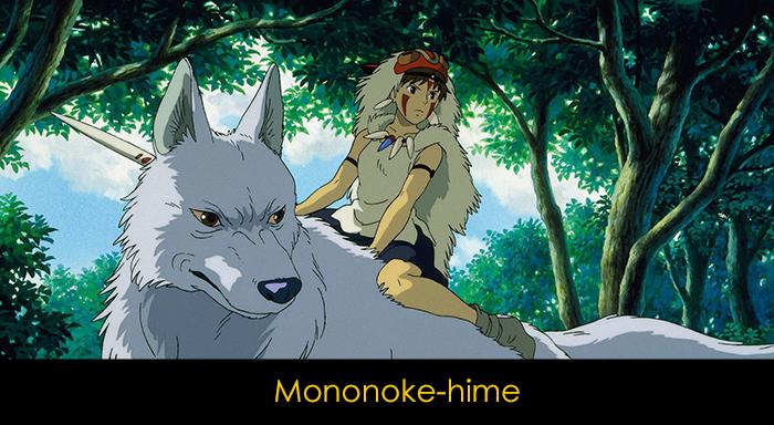 Hayao Miyazaki Filmleri - Prenses Mononoke