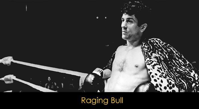 En İyi Başarı Filmleri - Raging Bull