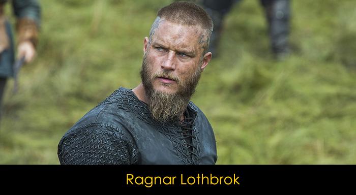 Vikings Dizisi Oyuncuları - Ragnar Lothbrok