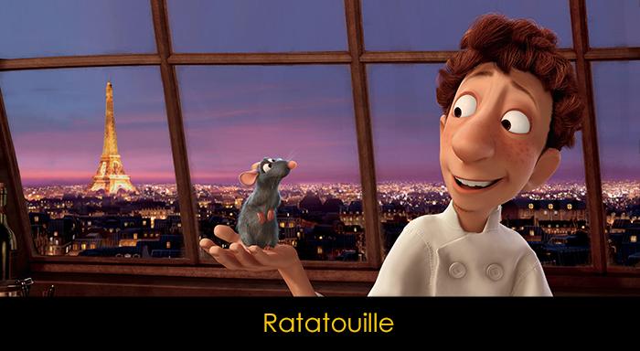 En İyi Animasyon Filmleri - Ratatouille