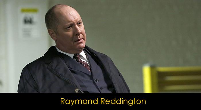 The Blacklist Dizisi Oyuncuları - Raymond Reddington