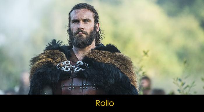 Vikings Dizisi Oyuncuları - Rollo