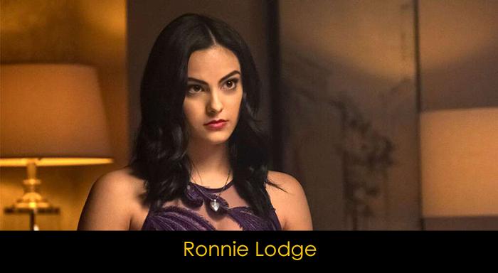Riverdale Dizisi Oyuncuları - Ronnie Lodge