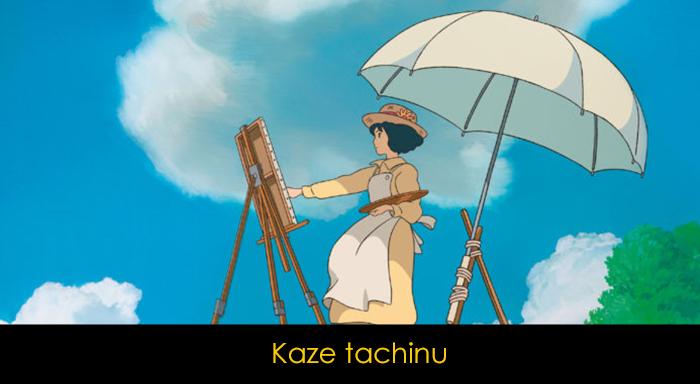 Hayao Miyazaki Filmleri - Rüzgar Yükseliyor