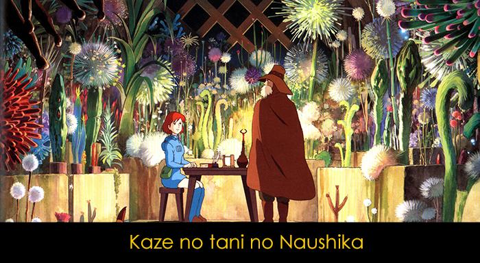 Hayao Miyazaki Filmleri - Rüzgarlı Vadi