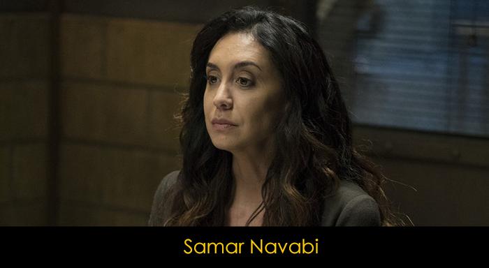 The Blacklist Dizisi Oyuncuları - Samar Navabi
