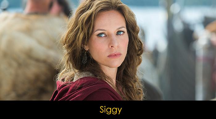 Vikings Dizisi Oyuncuları - Siggy