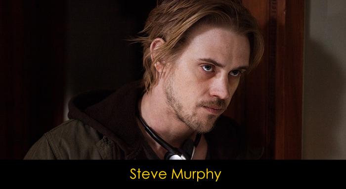 Narcos Dizisi Oyuncuları - Steve Murphy
