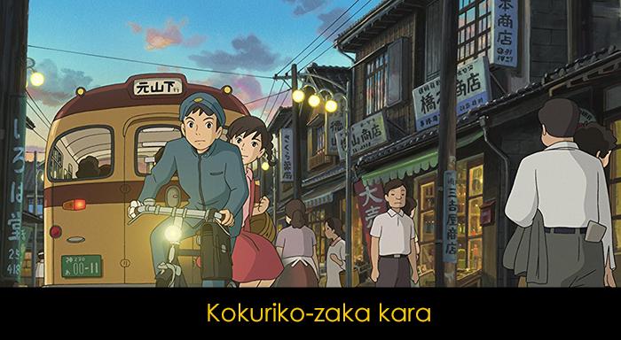 Hayao Miyazaki Filmleri - Tepedeki Ev
