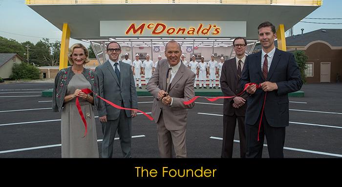 En İyi Başarı Filmleri - The Founder