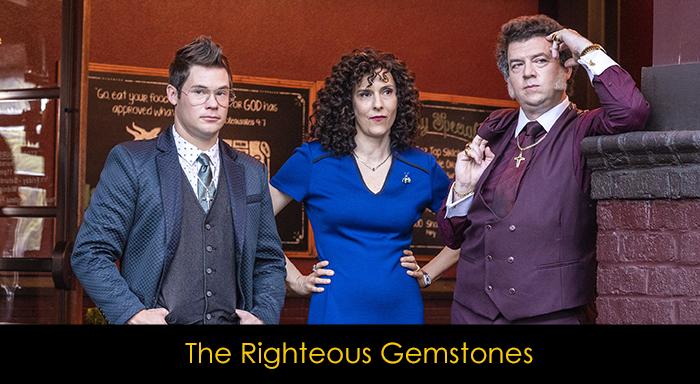 En İyi HBO Dizileri - The Righteous Gemstones