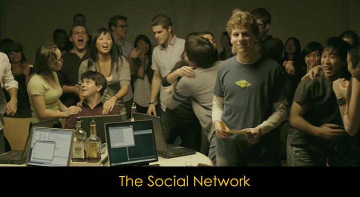 En İyi Başarı Filmleri - The Social Network