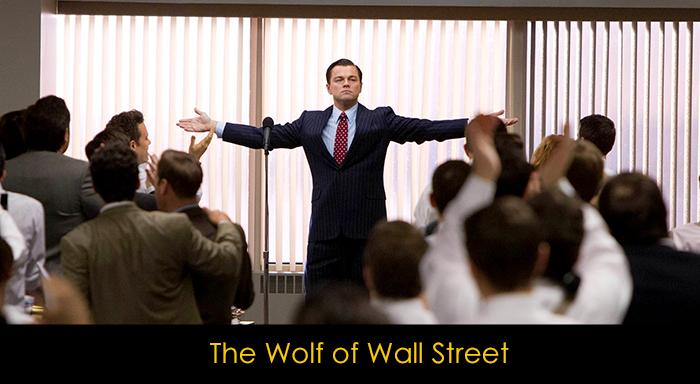 En İyi Başarı Filmleri - The Wolf of Wall Street