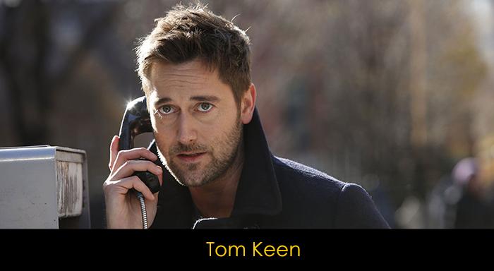 The Blacklist Dizisi Oyuncuları - Tom Keen