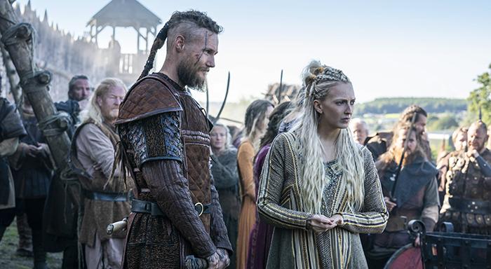 Vikings Dizisi Konusu