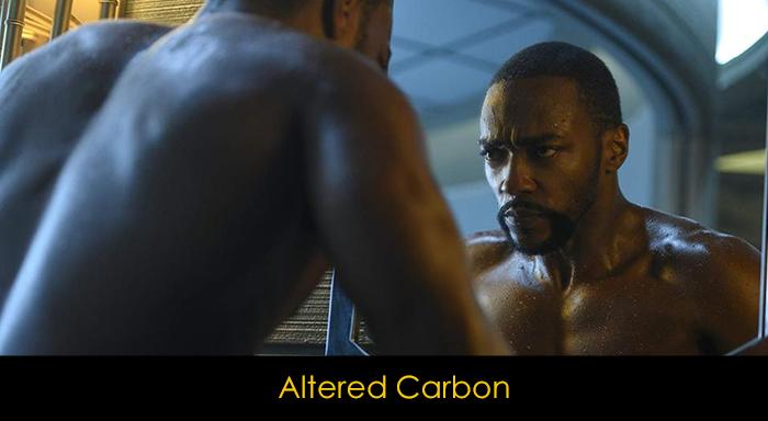 En İyi Bilim Kurgu Dizileri - Altered Carbon