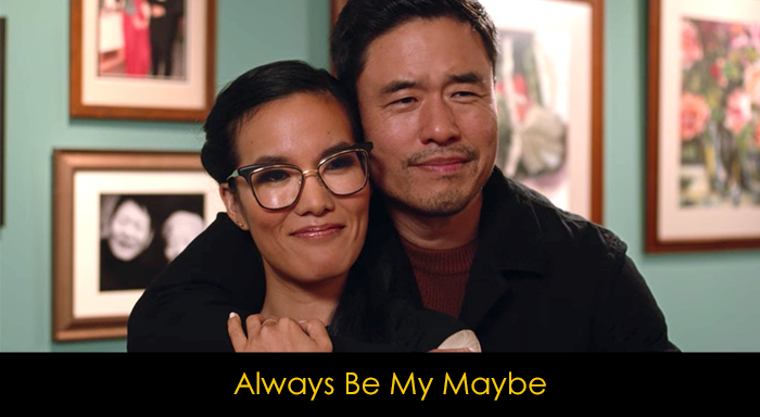 En İyi Netflix Dizileri - Always Be My Maybe