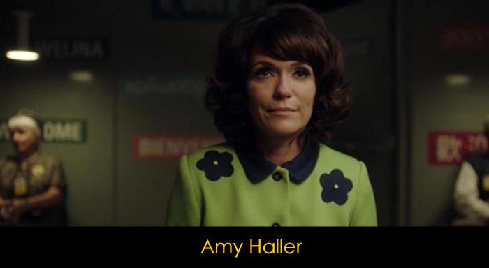 Legion Dizisi Oyuncuları - Amy Haller
