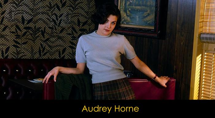 Twin Peaks Dizisi Oyuncuları - Audrey Home
