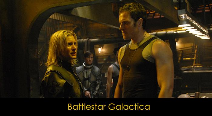 En İyi Bilim Kurgu Dizileri - Battlestar Galactica