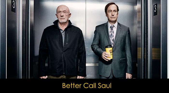 En İyi Netflix Dizileri - Better Call Saul