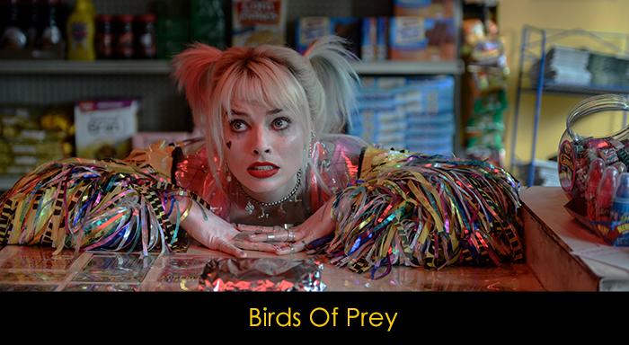 En İyi 2020 Filmleri - Birds of Pray