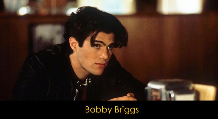 Twin Peaks Dizisi Oyuncuları - Bobby Briggs
