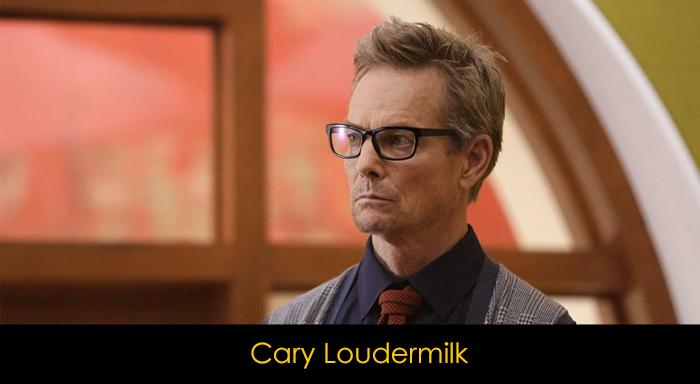 Legion Dizisi Oyuncuları - Cary Loudermilk